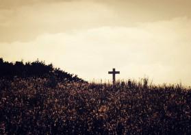 그리스도 십자가의 흔적