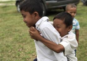 캄보디아 아이들