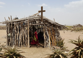 탄자니아 선교지방문시 촬영한  오지모습