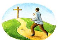 그리스도의 영으로 움직이는 사람