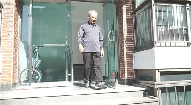 폐지 주워 후원하는 CTS 동역자 정충권 집사