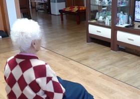 CTS를 통해 믿음을 회복하고 영상선교사가 된 95세 후원자 김춘옥 권사