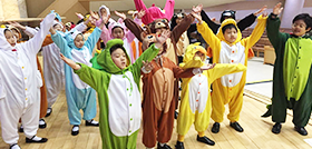 JOY어린이 영어합창단 운영교회 모집