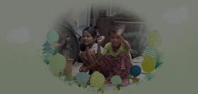 선교지에 어린이 성경학교를 세워주세요.