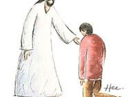 예수님은 공의와 겸손의 왕이십니다